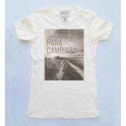 SPANISH-Tee Shirt-Born To...