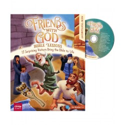 Friends With God Bible...
