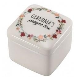 "Prayer Box-Grandma (2.5"")"