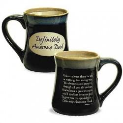 Mug-Pottery-DAD/Definitely...
