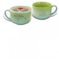 Soup Mug-Amazing Woman...