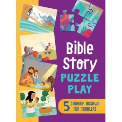 Bible Story Puzzle Play...