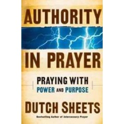 Authority In Prayer (Repack)