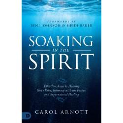 Soaking In The Spirit