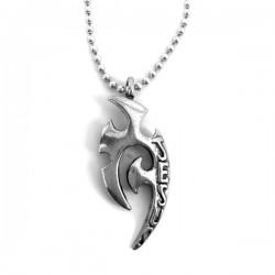 Necklace-Jesus on Tribal...