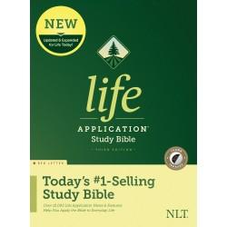 NLT Life Application Study...