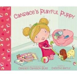 Candace's Playful Puppy...
