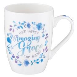 Mug-Amazing Grace w/Gift...