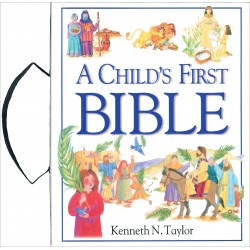 A Child's First Bible w/Handle