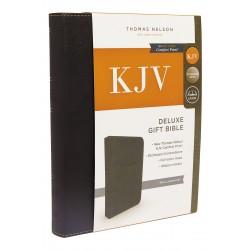 KJV Deluxe Gift Bible...