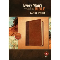 NLT Every Man's Bible/Large...