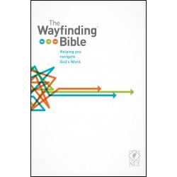 NLT Wayfinding Bible-Hardcover