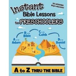 Instant Bible Lessons For...