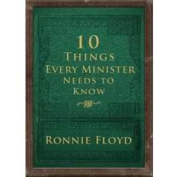 10 Things Every Minister...