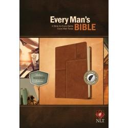 NLT Every Man's Bible:...