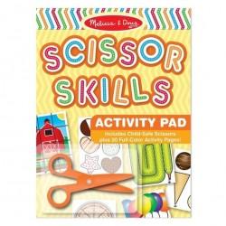 Activity Pad: Scissor...