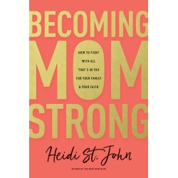 Becoming MomStrong-Softcover