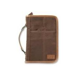 Bible Cover-Aviator Suede-X...