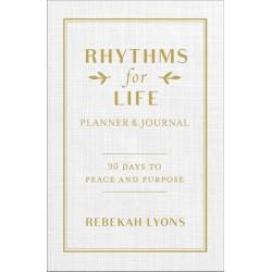 Rhythms For Life Planner...