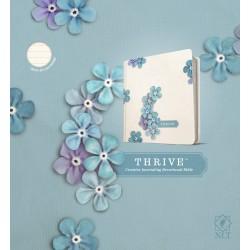 NLT Thrive Bible-Blue...