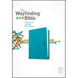 NLT Wayfinding Bible-Teal...