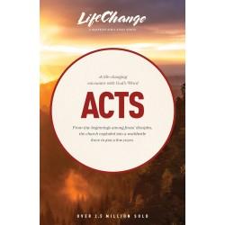 Acts 20 Lessons (LifeChange)