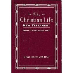 KJV Christian Life New...