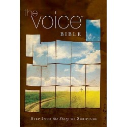 Voice Bible-Hardcover