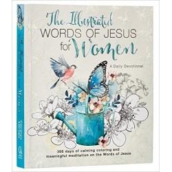 Illustrated Words Of Jesus...
