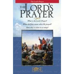 Lord's Prayer Pamphlet...