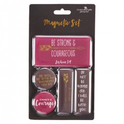 Magnet Set-Be Strong &...