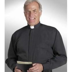 Clerical Shirt-Long Sleeve...