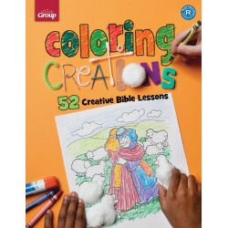 Coloring Creations: 52...