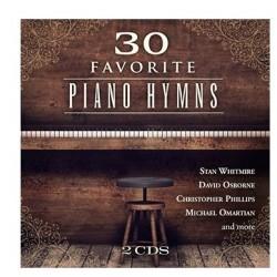 Audio CD-30 Favorite Piano...