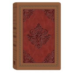 KJV Study Bible-Antique...