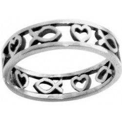 Ring-Fish/Heart-Style...