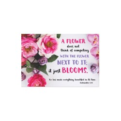 Poster-Small-A Flower Does...