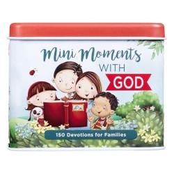 Prayer Cards In Tin-Mini...