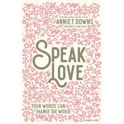 Speak Love (Revised)-Hardcover