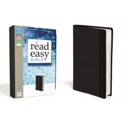 NIV ReadEasy Bible-Black...