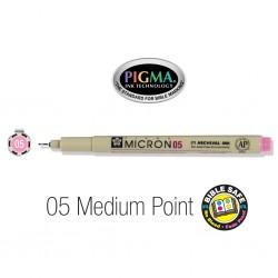 Pen-Pigma Micron Pen (05)-Pink
