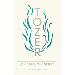 Tozer On The Holy Spirit (Oct)