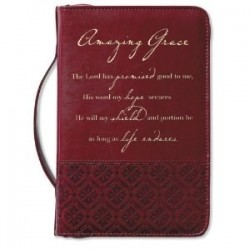 Bible Cover-Amazing...