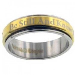 Ring-Be Still And...