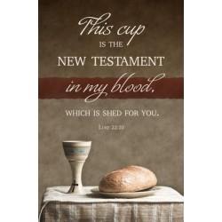 Bulletin-Break The Bread...