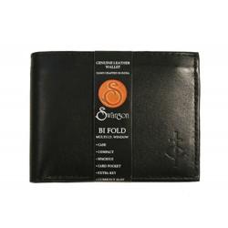 Wallet-Genuine Leather Slim...
