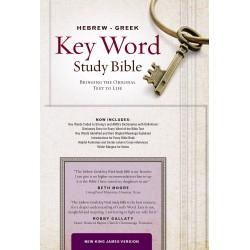 NKJV Hebrew-Greek Key Word...