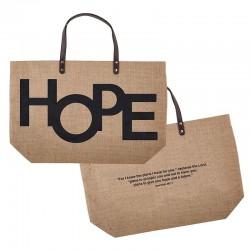 Tote Bag-Hope Jeremiah...