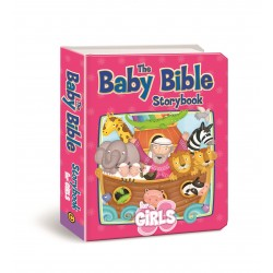 Baby Bible Storybook For...