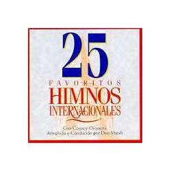 Span-Audio CD-25 Himnos...